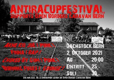 Antiracupfestival @ Dachstock