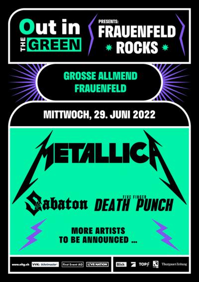 Metallica 2022-06-29