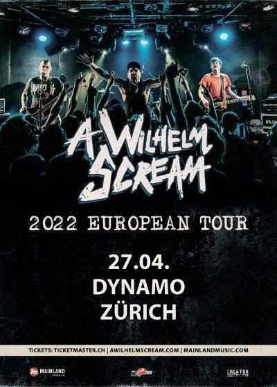 A Wilhelm Scream 2022-04-27