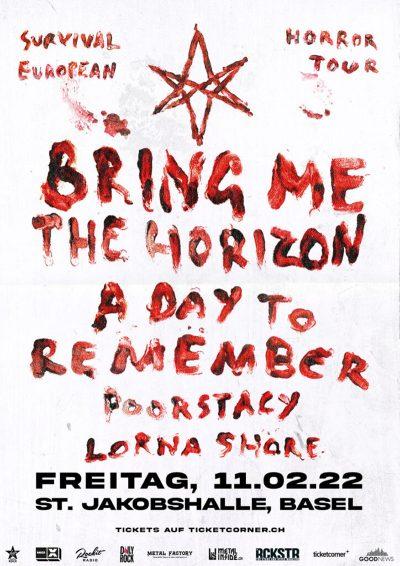 Bring Me The Horizon 2022-02-11